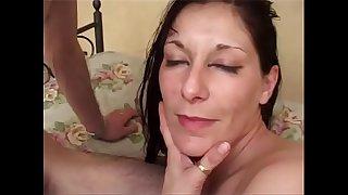 Old perverted slut banged in..