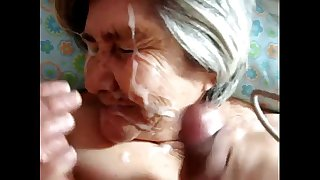 Grandma sucks dick (2)