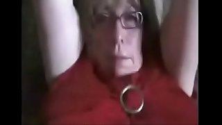 Stunning Grandma Getting Her..