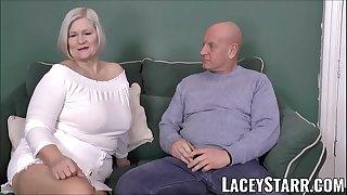 LACEYSTARR - Busty GILF..