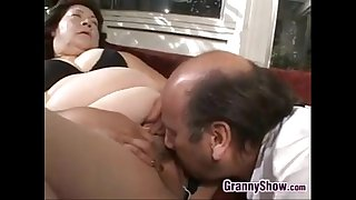 Large Grandma Pleasing Cock..