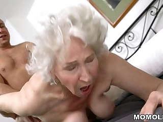 Very old granny Norma..