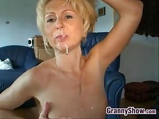Granny And Her Young Lover..