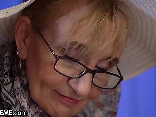 21Sextreme Horny Granny Gets..