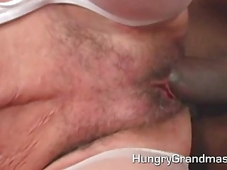 Hot hooker granny is fucking