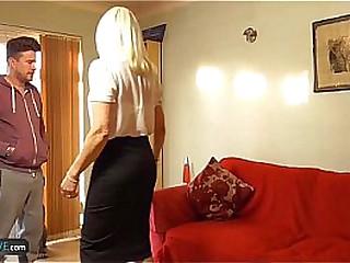 AgedLovE Mature Blonde Anne..