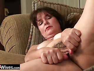 USAWives mature Lori Leane..