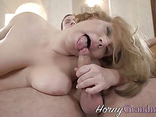 Mature slut mouth jizzed