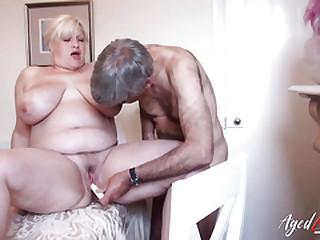AgedLovE Mature Fingered and..