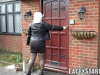 Horny Brit granny earns..