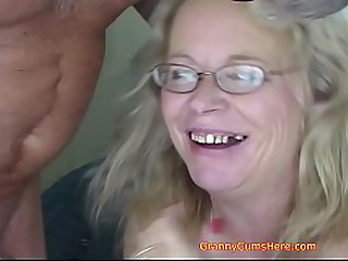 My Granny is a WHORE like ME
