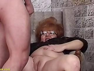 big boob bbw redhead mature..