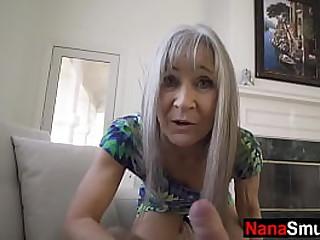 Granny takes care of..