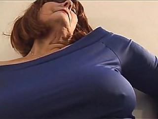 Sexy granny Curvy Woman in..