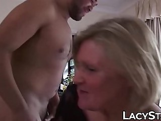 Hot UK granny pounded and..