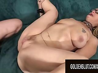 GoldenSlut - Deep in Granny..