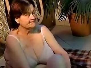 Big Granny Wants A Hard Cock..