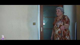 BBW granny fucking with..