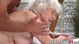 Horny granny Norma needs..